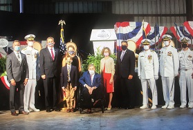 """Navy to Christen Littoral Combat Ship Savannah"""