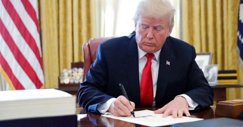 """President Donald J. Trump Approves New York Disaster Declaration"""