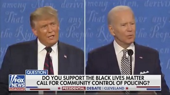 Trump Wins First Debate and  Joe Biden Declared That He Does Not Support The Radical Green New Deal
