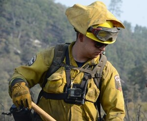 """""""Fresno Guard members help fight California wildfires"""""""