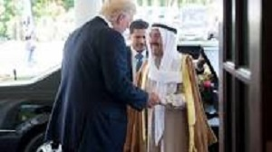 """""""Statement from President Donald J. Trump on the Passing of His Highness Sheikh Sabah Al-Ahmad Al-Jaber Al-Sabah, Amir of the State of Kuwait"""""""