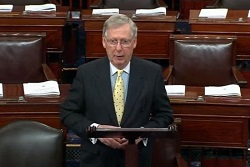 """""""McConnell on COVID-19 Relief & Senate Schedule"""""""